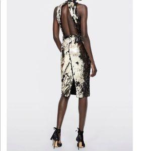 Zara Sequined Dress 🔥🔥